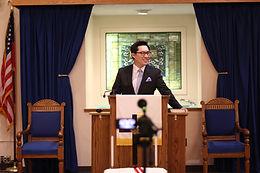 Pastor David Lee