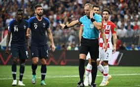 VAR has been used at the World Cup, Russia, 2018
