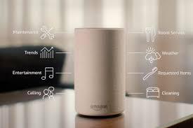 An Amazon Alexa