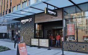 An Amazon Go market in Seattle