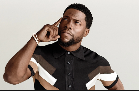 Kevin Hart, actor and comedian
