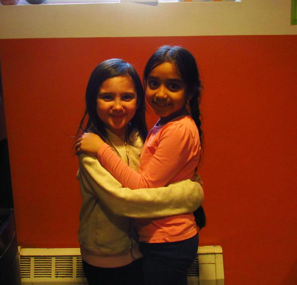 Iyla Patel and Anya Shangloo, VIsE
