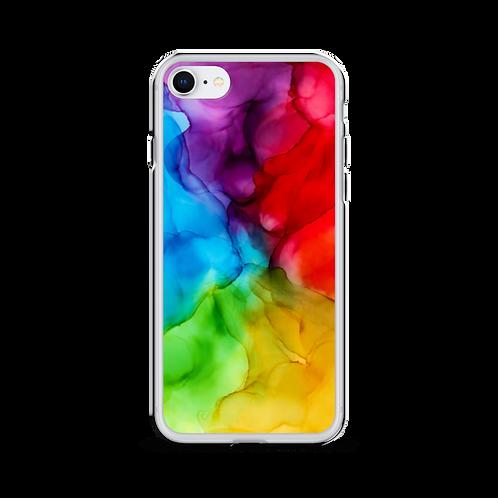 Rainbow Ink Case