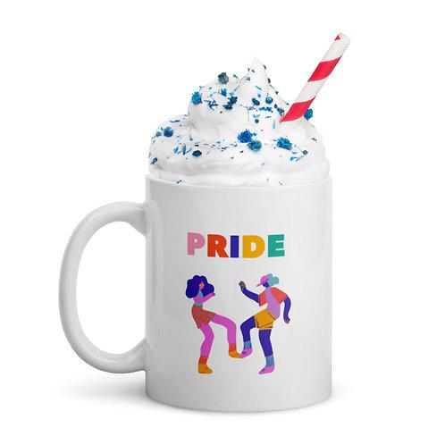 Pride Kick mug