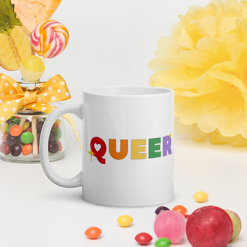 Queer mug
