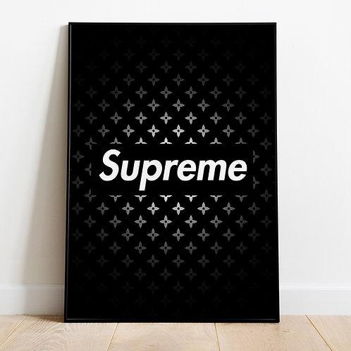 Supreme B&W