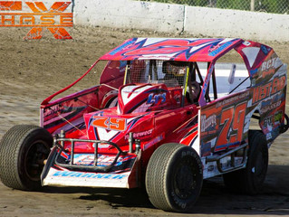 FLYING SQUIRREL DOES IT AGAIN, WINS FIRST VISIT TO PENN CAN SPEEDWAY
