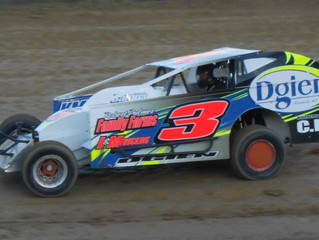 Dgien Trucking Presents 4th Annual $1,000-to-win Jake Davis Memorial Modified King of the Ring Satur