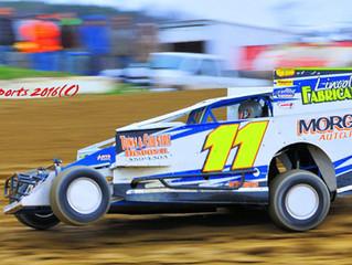 Driver Profile: Donnie Lawson #11 Insinger Performance 370 Modified