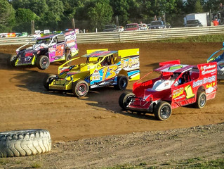 Huge Fireworks Show Set For Saturday Night At Woodhull Raceway