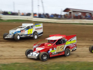 George Williams Memorial Races Bring Woodhull Back To Life Saturday; 35-Lap $2,000-to-win For Modifi