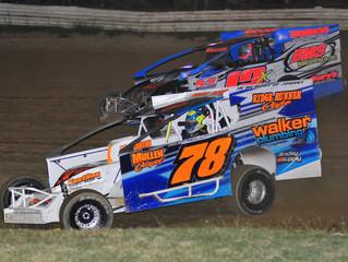 Van Pelt Wins A Thriller Over Groover At Woodhull Raceway