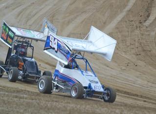 270 Micro Sprints Invade Woodhull Raceway Saturday Night