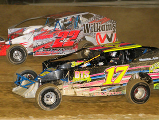 Two Straight For Van Pelt; Dayton Brewer Wins First Of 2016 At Woodhull