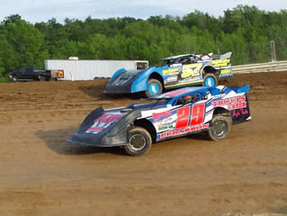 Troups Creek Auto Parts Presents 360 Late Model 'King of the Ring' At Woodhull Saturday