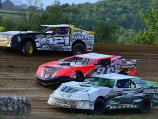 Fight Night Street Stock Woodhull 100 Takes Center Stage Saturday At Woodhull