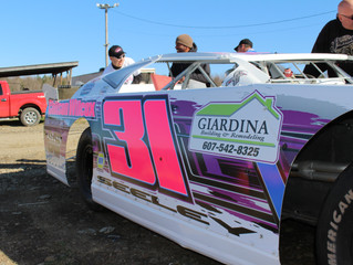 Driver Profile: Mick Seeley #31 SWL Awards 360 Late Model