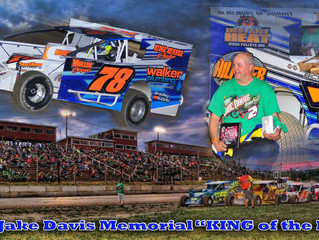 Third Time Is The Charm- Van Pelt Wins 4th Annual Jake Davis Memorial King of the Ring