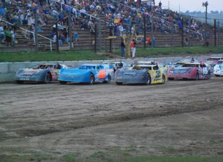 Woodhull Raceway Remembers Gary Montgomery; Memorial Service Saturday