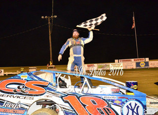 Right Place At The Right Time For Pavlick In Grit Series 'Bulldozer' Victory; Freeland Wins