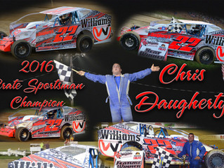 Woodhull Raceway 2016 NAPA Crate Sportsman Yearbook