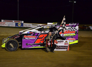 Mike Bills Outlasts Lawson For Woodhull Championship Night Victory