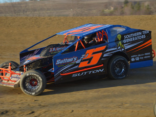 Lias Tire/Insinger Performance Presents $1,000-To-Win Crate Sportsman Saturday