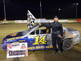 Driver Profile: Codie Baker #14 Woodhull Auto Supply Front Wheel Drives