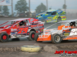 WARNER THWARTS LATE PUSH FROM GUERRERI FOR THE WIN