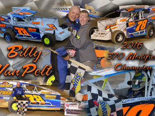 Woodhull Raceway 2016 Insinger Performance 370 Modifieds Yearbook