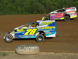 Van Pelt A Victor, Wins First Of 2016 Season At Woodhull