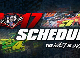 Short Track Super Series Set To 'Hustle The High Banks' Again In 2017
