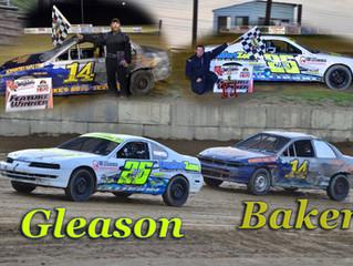 Winner Take All: Gleason & Baker Settle Front Wheel Drive Championship Saturday