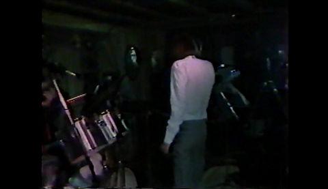 Les Avantis_We gotta get out of this place_live 13 juin 1984_la Pointe aux cafés