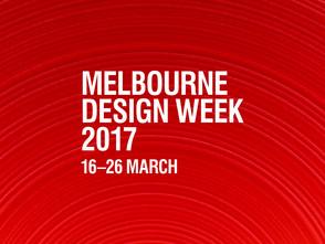 Melbourne Design Week - March 2017