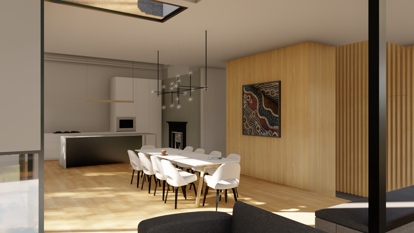 APPLETON RESIDENCE - KITCHEN AND MEALS