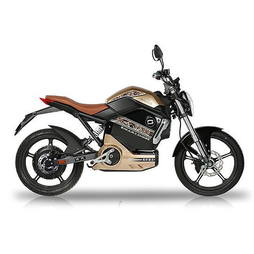 Lithium Lite Electric Retro Motorcycle/Scooter Style With Battery Free Shipping