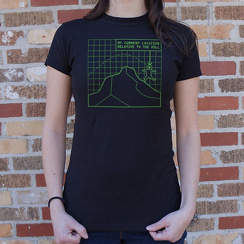 Over the Hill T-Shirt (Ladies)