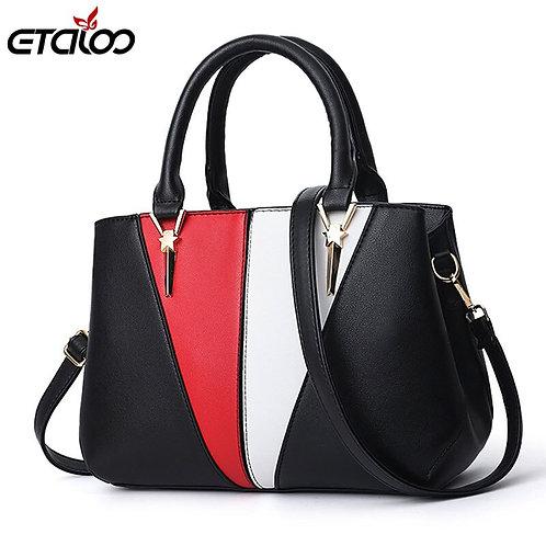 Geometric Shoulder Bag