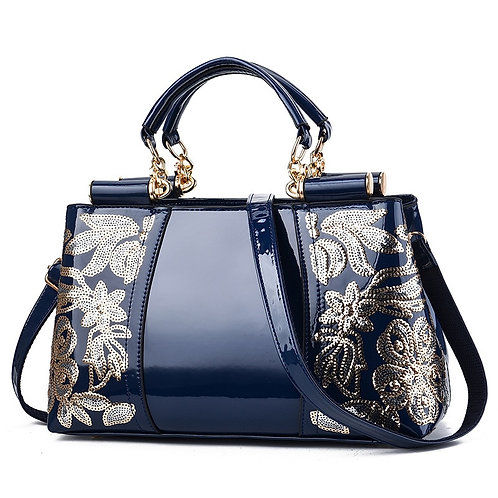 Embroidery Women Handbag or Shoulder Bag