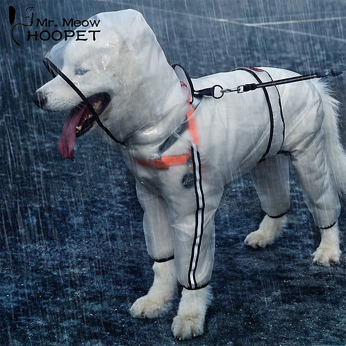 Transparent Raincoat Light Waterproof
