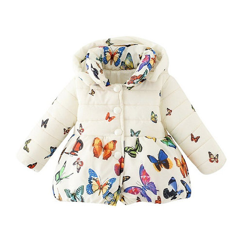 Infant  Jacket Snow Outerwear with hat