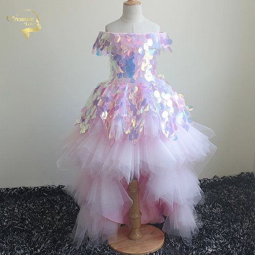 Princess Girl  Party Dresses