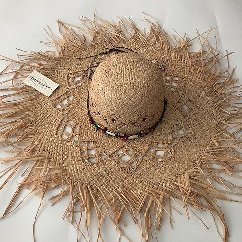 Vintage Straw Sun Hats for Women
