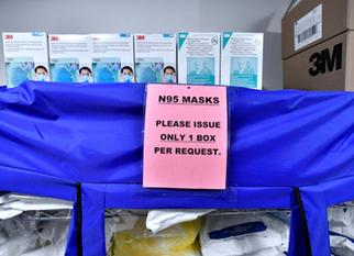 Why Don't Hospitals Have Enough Masks?Because Coronavirus Broke The Market.