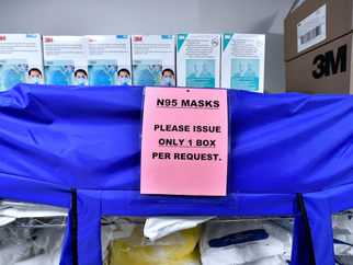 Why Don't Hospitals Have Enough Masks? Because Coronavirus Broke The Market.