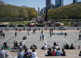 Warm Weather Draws Risky Crowds to Parks. Here's How Philly Can Make Them Safer.