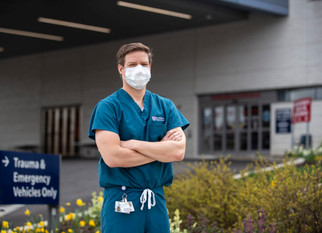 On Social Media, These Doctors and Nurses Give A Peek Into The Front Lines