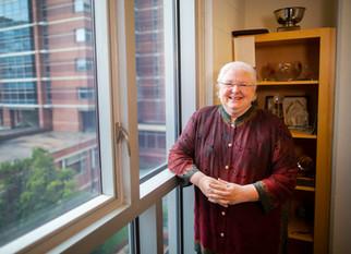 As a nursing innovator, Therese Richmond thinks beyond hospital walls