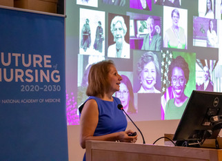 The Next Decade of Nursing:  NAM Town Halls Explore How New Roles, New Tech, and Social Needs are Tr